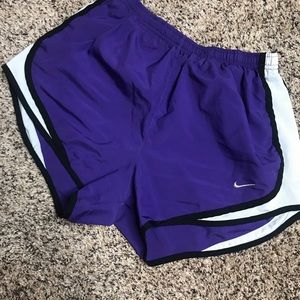 Purple Nike Short